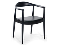 Danish Chair Black