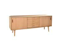 Nordic Buffet 5 Drawers