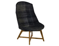 Skal Chair High Back