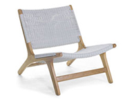 Bliss Chair White