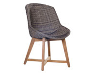 Skal Dining Chair Dark