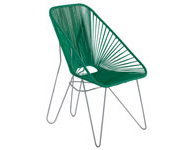 Oxaca Chair Green