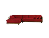 Milano L-Shaped Sofa