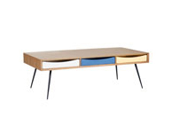 Mols Coffee Table with Drawers