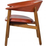 Boomerang-Arm-Chair-Red-Leather1