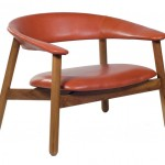 Boomerang-Lounge-Chair-Red-Leather