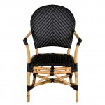Black-Rattan-Chair-with-Arm-(1)