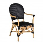 Black-Rattan-Chair-with-Arm