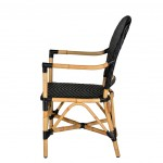 Black-Rattan-Chair-with-Arm-(3)