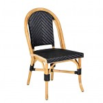 Black-Rattan-Chair