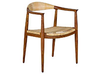 Danish Chair open weave
