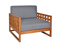 Kikapu Lounge Chair