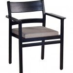 Stackable-Chair-Black