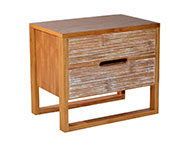 Double Take Night Table